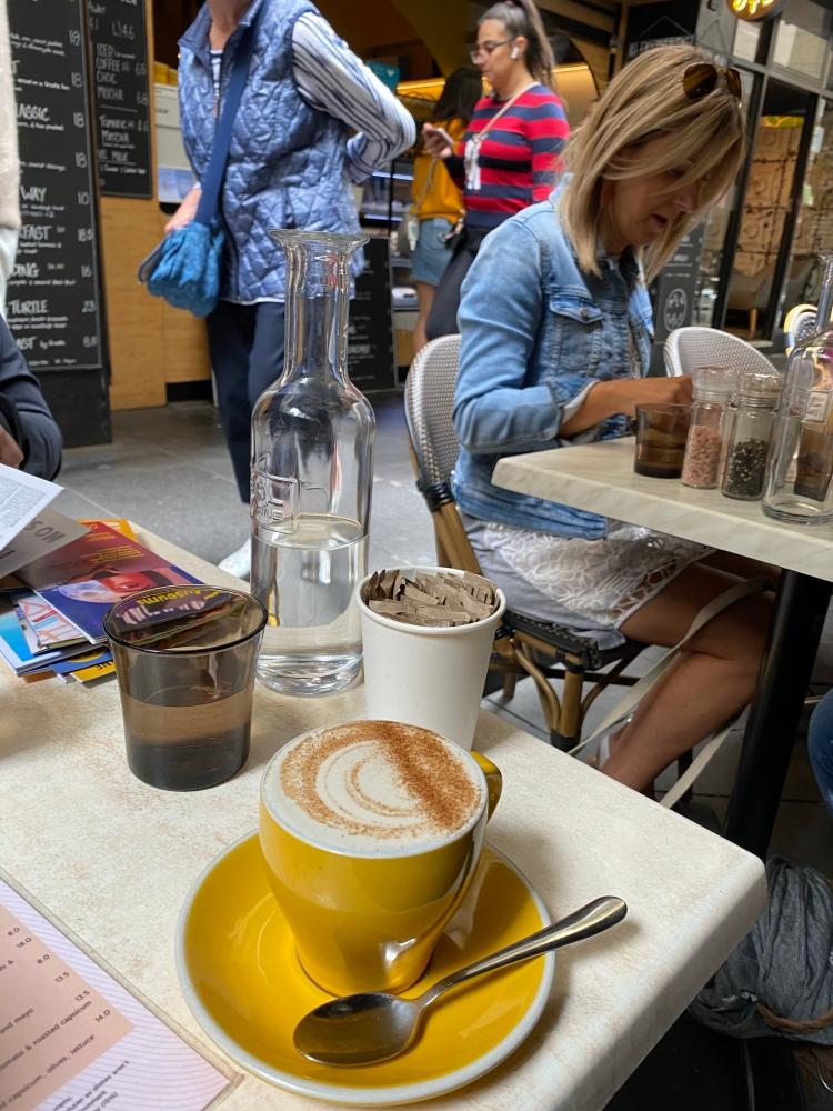 The best chai latte