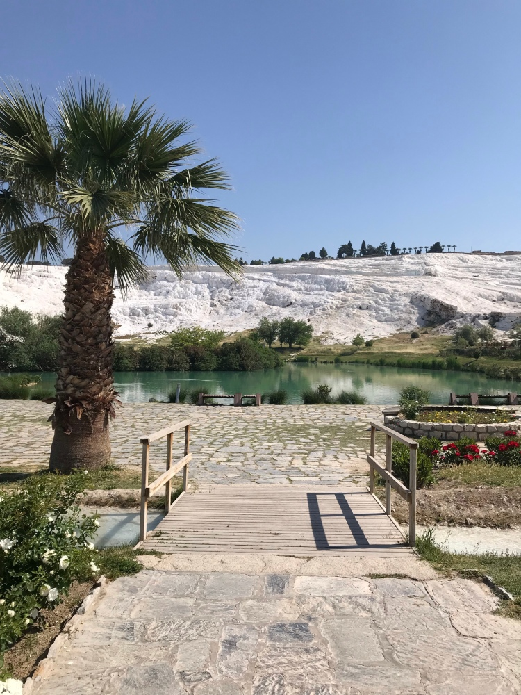 The amazing Pamukkale