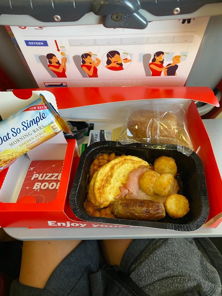 My Jet2 Breakfast