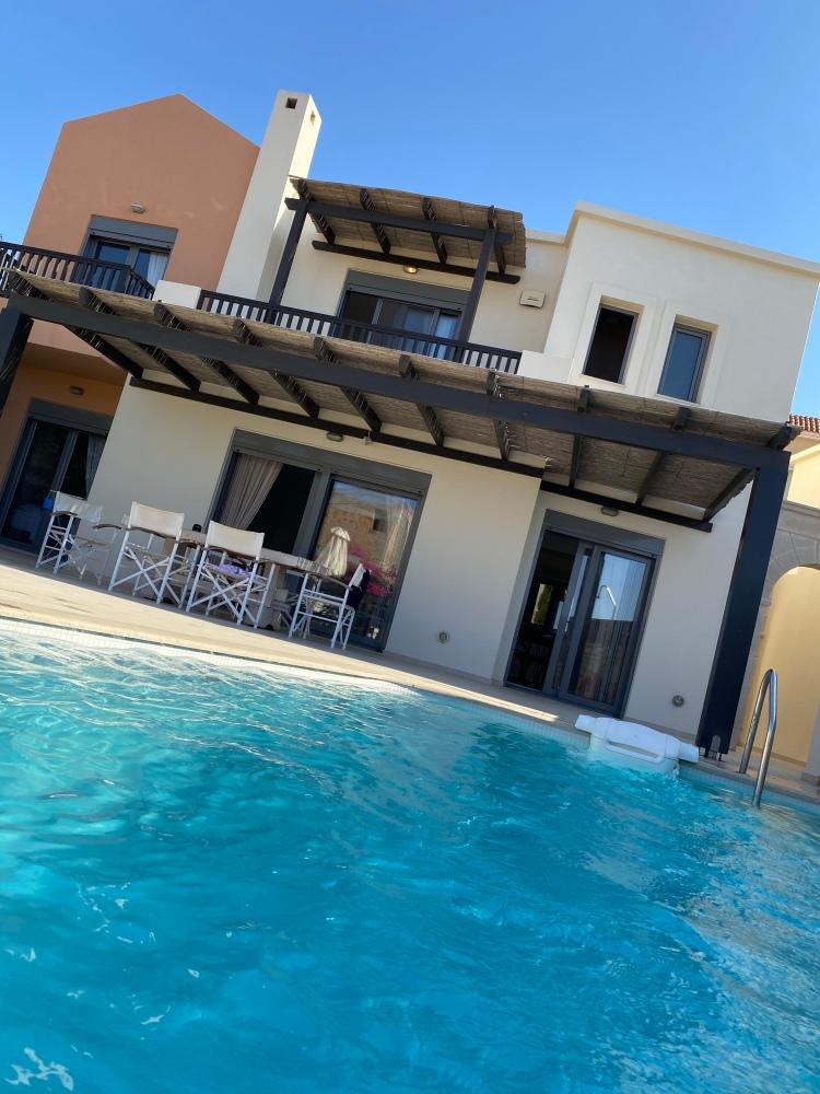 Our beautiful Villa Louisa