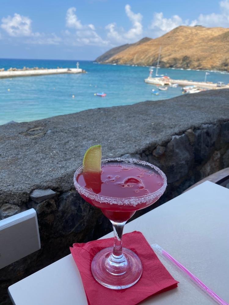 Cocktails at Vinzi