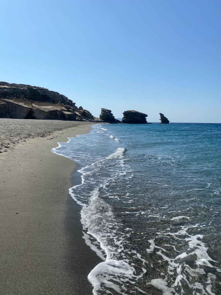 The amazing rocks of Triopetra