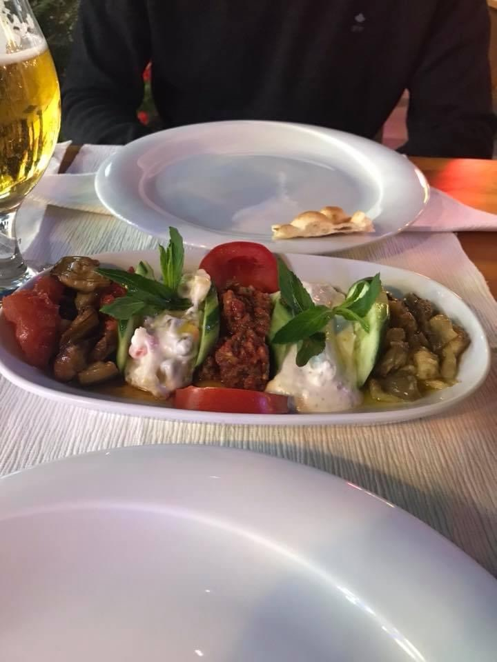 Turkish Mezze