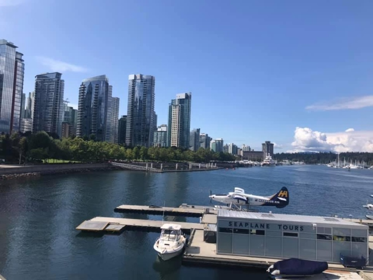 Watching the Seaplanes